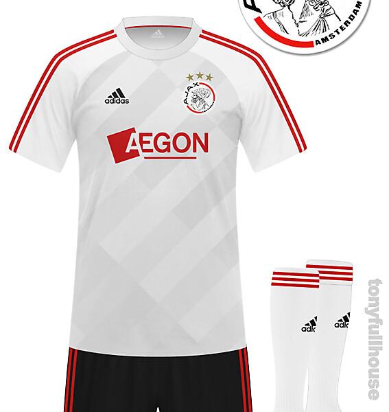 Ajax 2014-2015 3rd