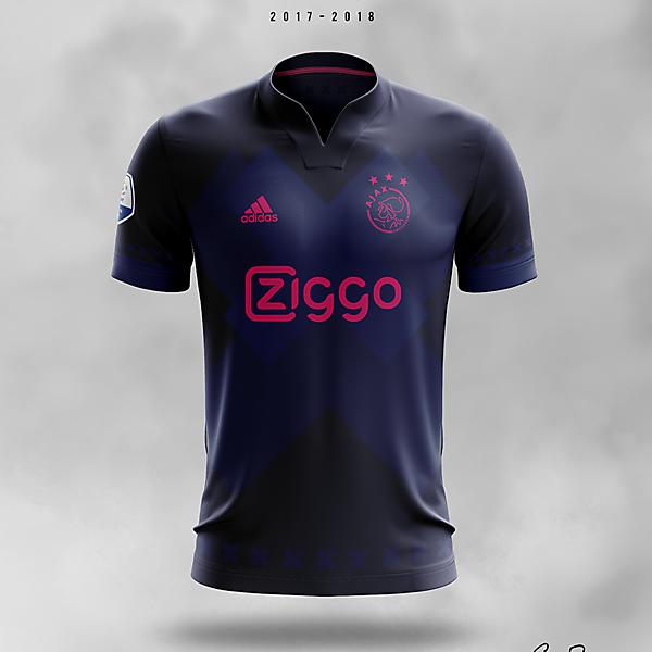 Ajax 2017/18 · Third Kit Concept