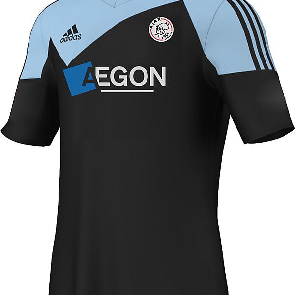 Ajax Amsterdam Away Kit