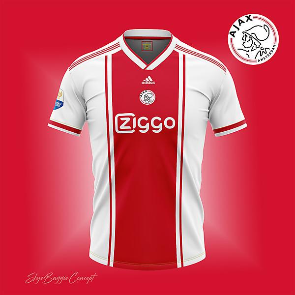 Ajax Amsterdam Home Concept