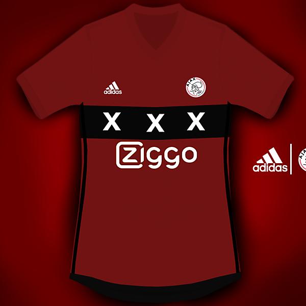 Ajax Amsterdam Third