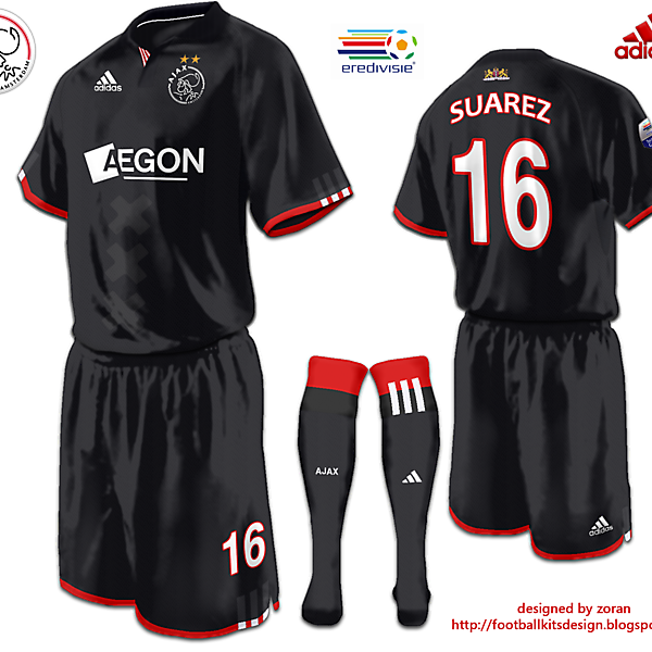 Ajax Amsterdam fantasy away