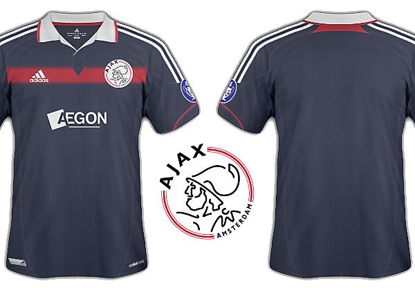 Ajax kits 2012
