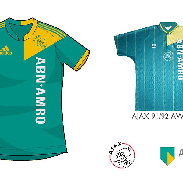 Ajax Away.