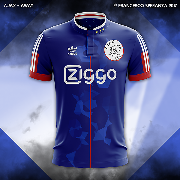 Ajax away by Adidas Originals