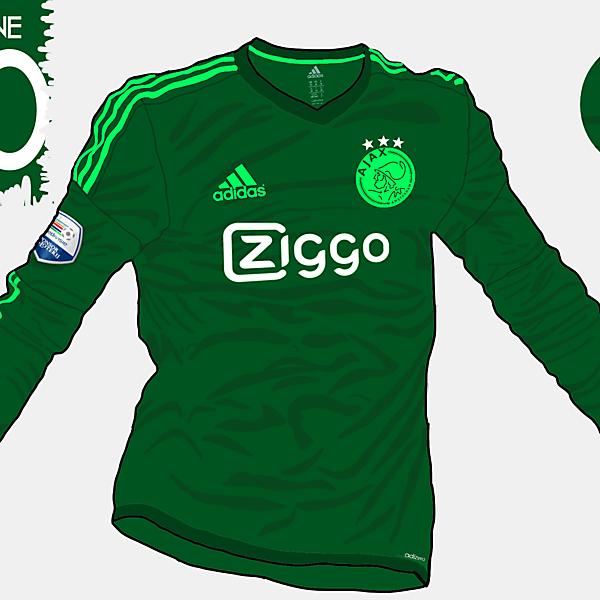 Ajax Away Shirt