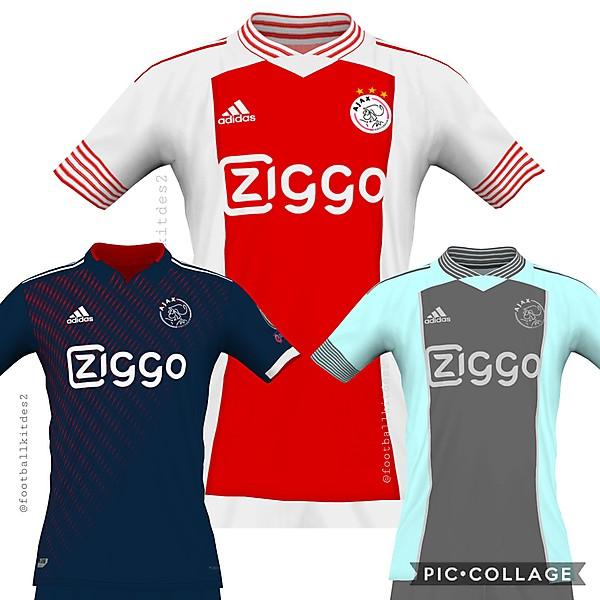 Ajax by adidas