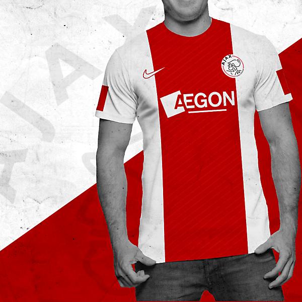 Ajax Nike Home Shirt