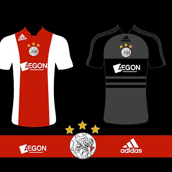 Ajax fantasy kit
