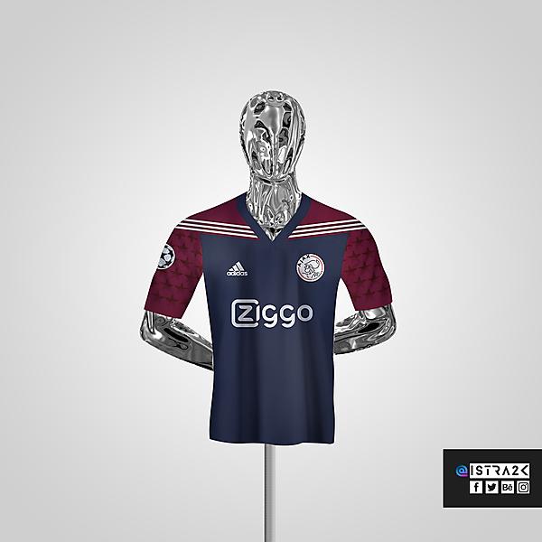 Ajax X Adidas - Away / UCL Edition