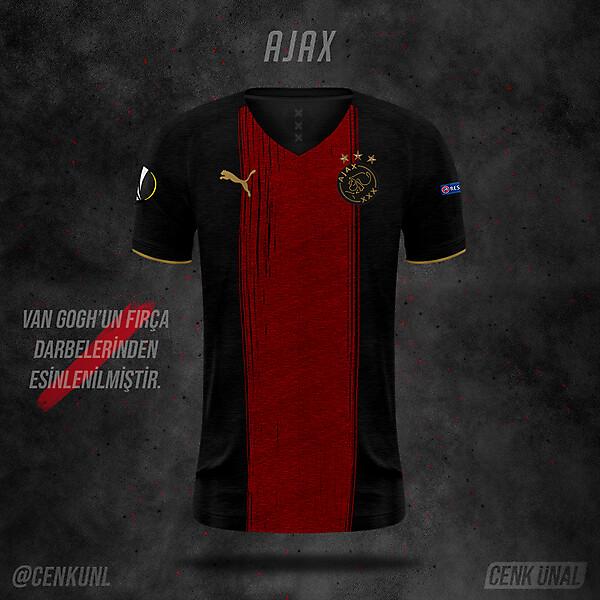 Ajax x Puma