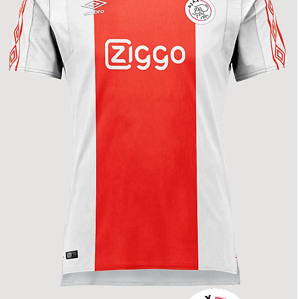 Ajax x Umbro