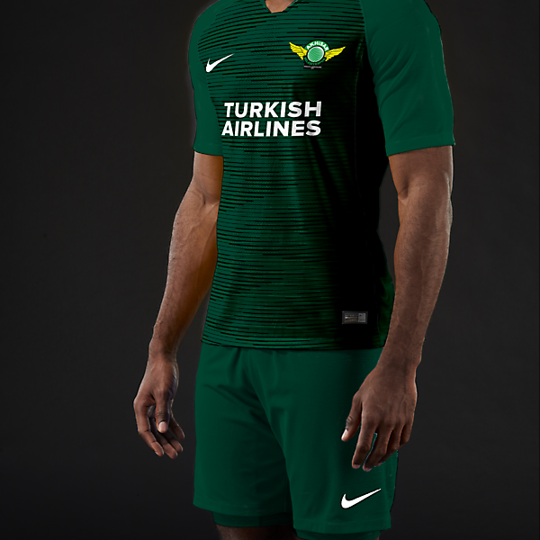 Akhisarspor x Nike