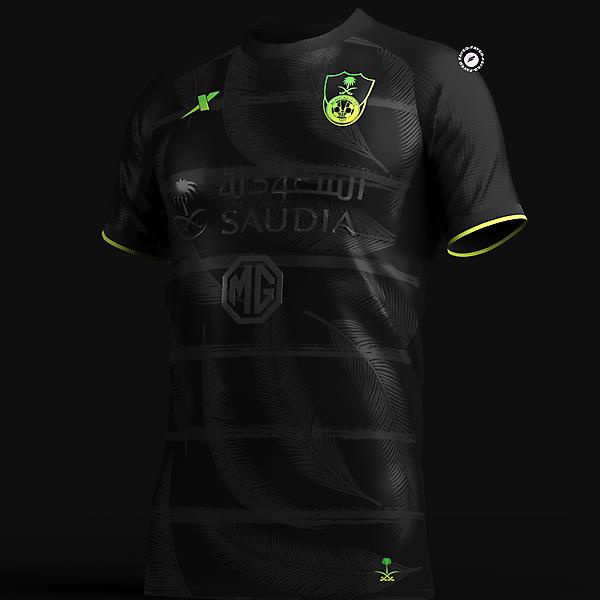 Al-Ahli Saudi Third jersey