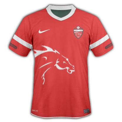 Al Ahli Dubai Home (Nike)