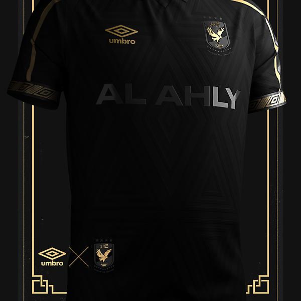 Al Ahly   Umbro  2021-2022 Third Kit