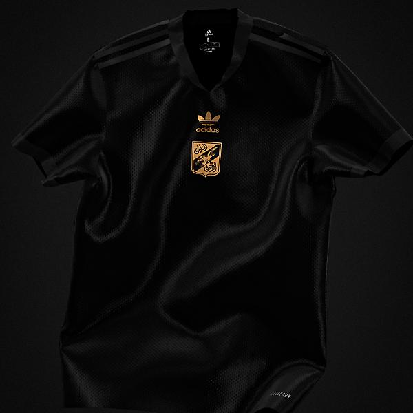 Al Ahly Classic Kit
