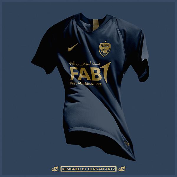 Al Ain FC - Third Kit (2019/20)