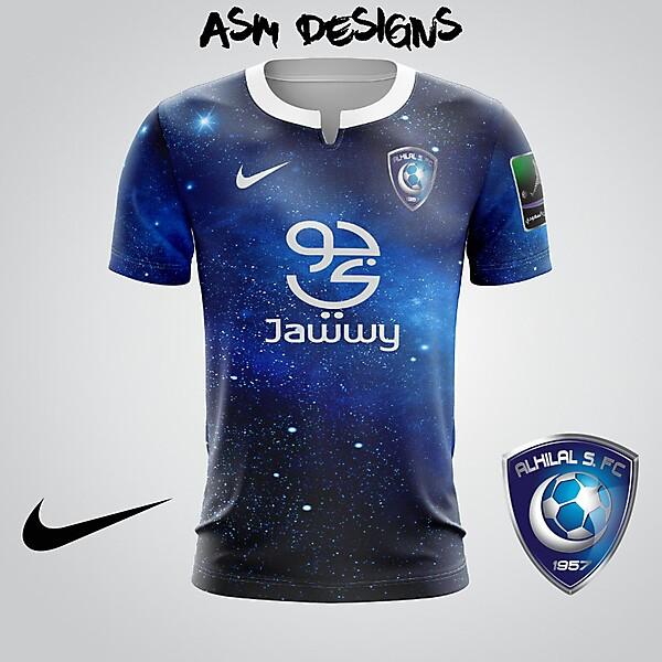 Al Hilal FC 2018 Nike Alternate Kit