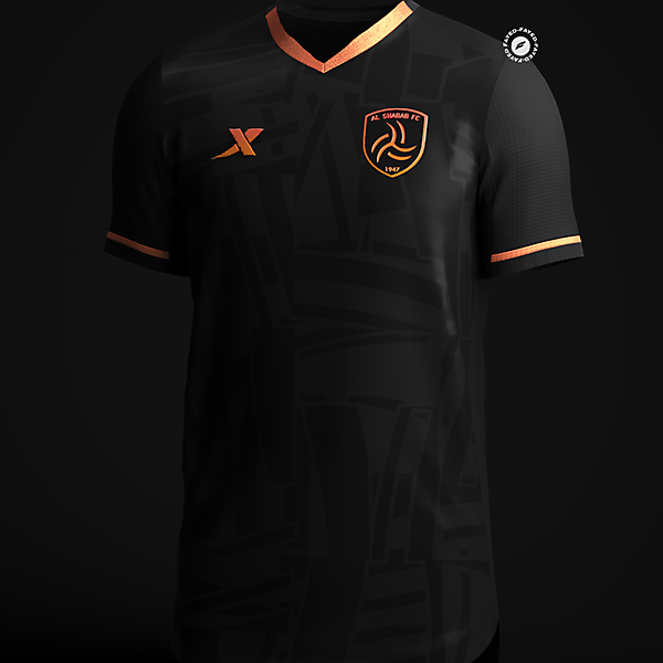 Al Shabab FC  2020/21 Away Jersey