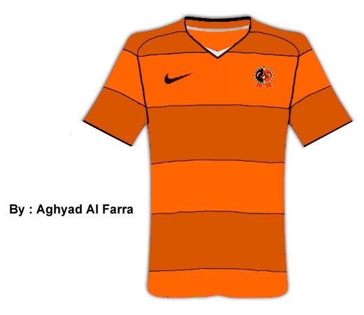 Al Wahda Club Jersey
