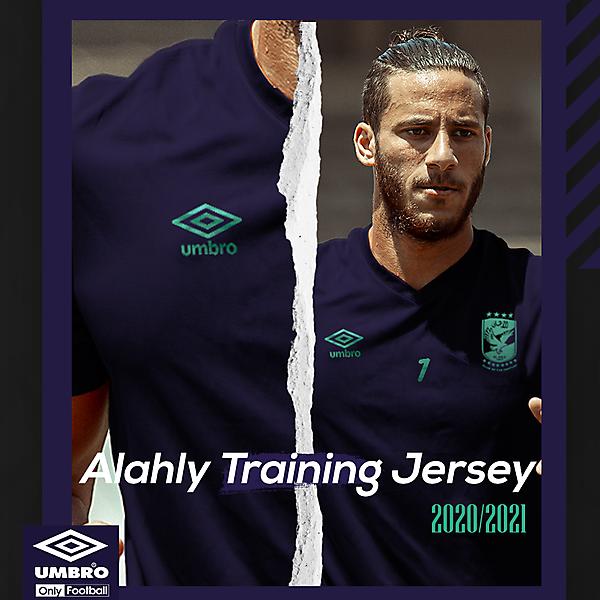 AlAhly Training Jersey