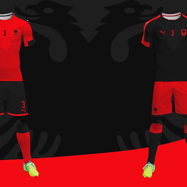 Albania Puma 2016