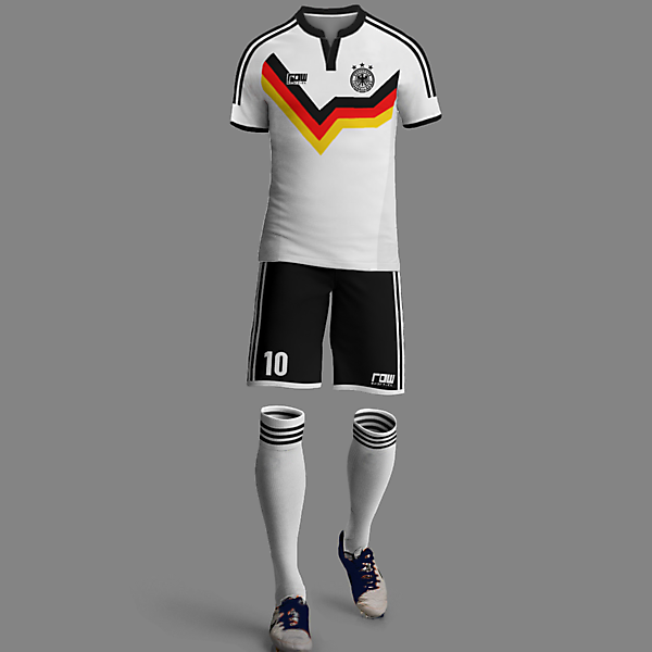 Alemania Retro Row