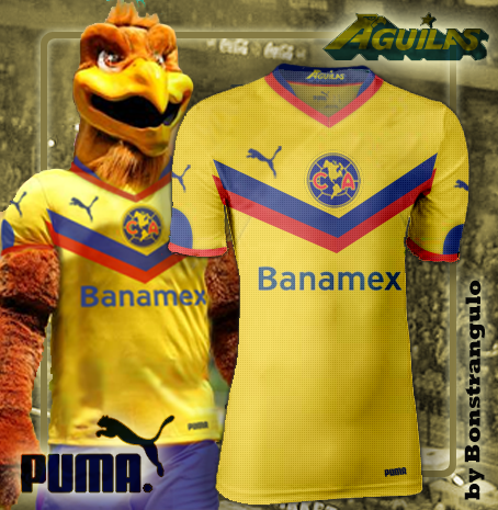 Club America (Mexico) - Puma
