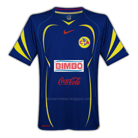 Club America Mexico Nike Fantasy
