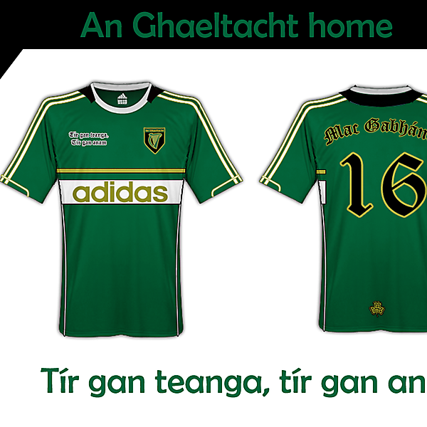 An Gaelthacht Home and Away