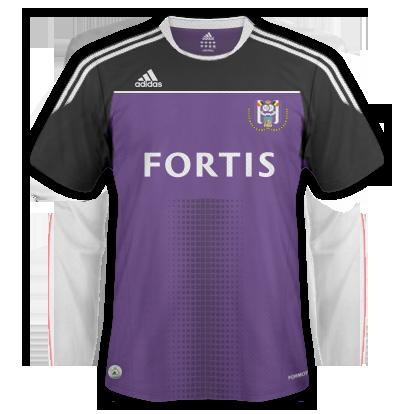 Anderlecht 2010/2011 Fantasy