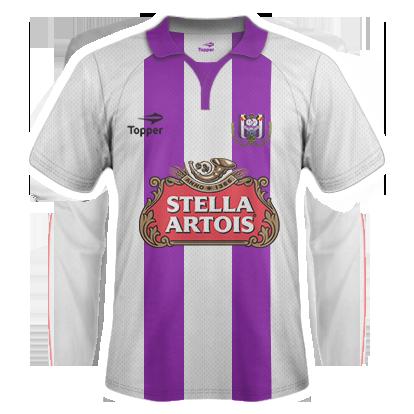 Anderlecht Away kit