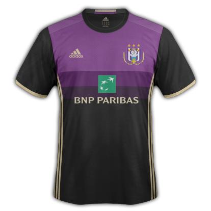 Anderlecht FC Away Shirt (2016/17)