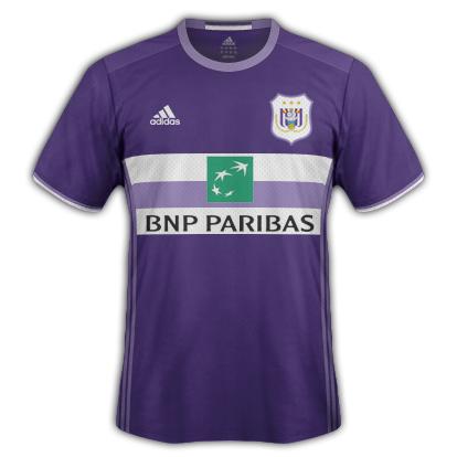 Anderlecht FC Home Shirt (2016/17)