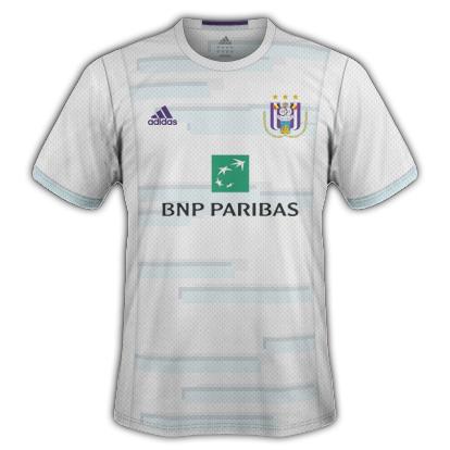 Anderlecht FC Third Shirt (2016/17)