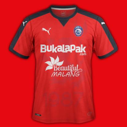 Arema FC (Indonesia) Third Kit