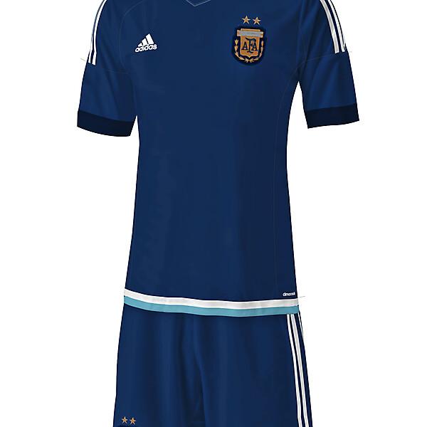 Argentina - probable Away / Copa América 2015