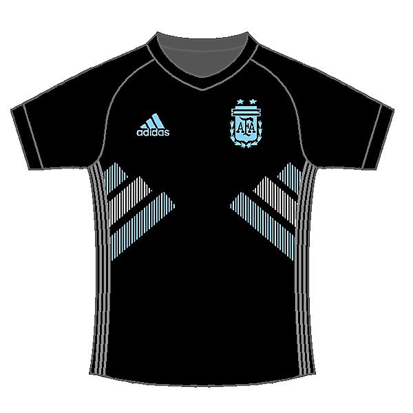 Argentina - Away Kit
