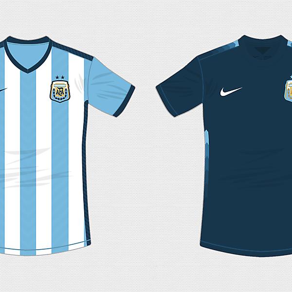 Argentina 16-17 ?