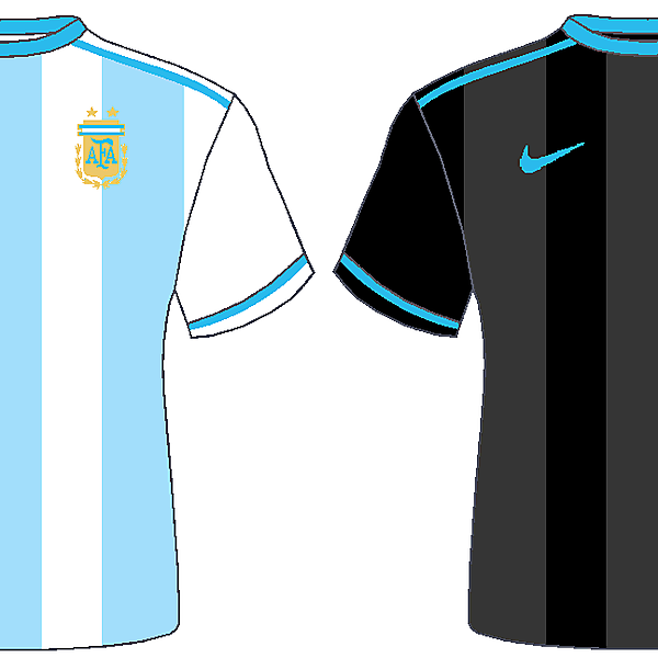 Argentina by nike