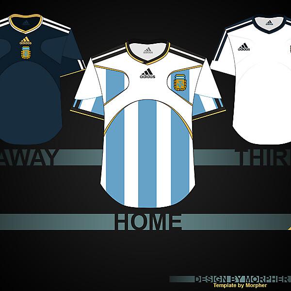 Argentina Fantasy Set