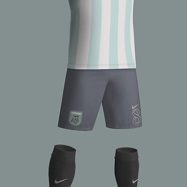 Argentina home kit, 1930