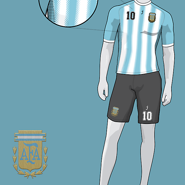 Argentina home kit