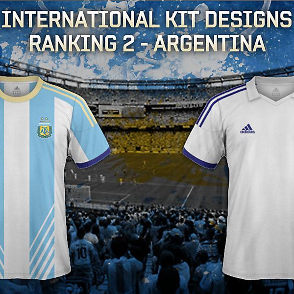 Argentina Kits