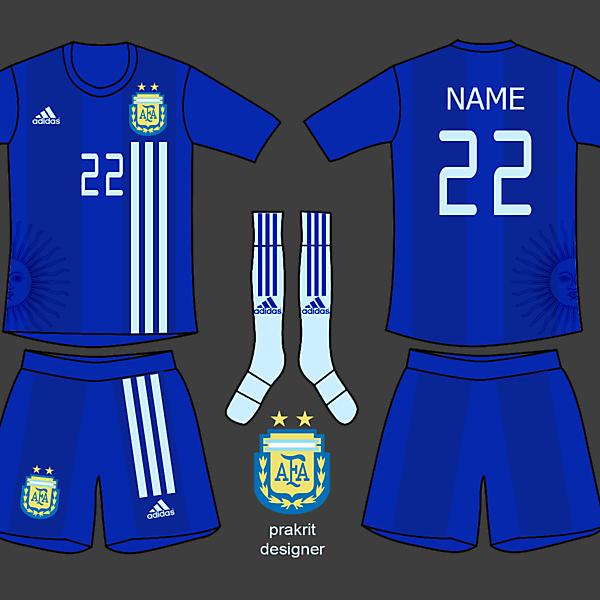 Argentina Kits Away 2017