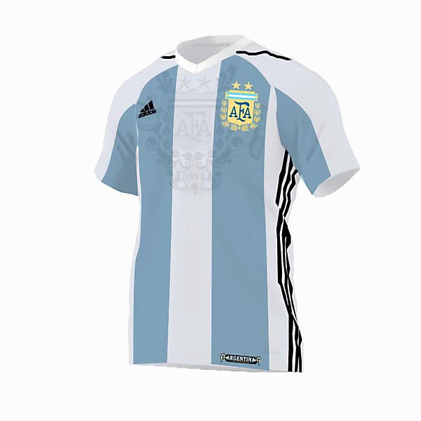 Argentina Kits Home 2017