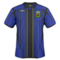 Argentina Umbro Away Concept