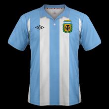 Argentina Umbro Home Concept