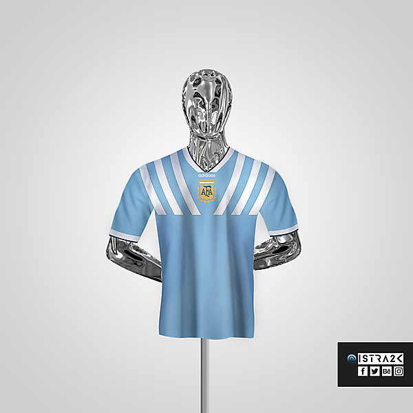 Argentina X Adidas - Home